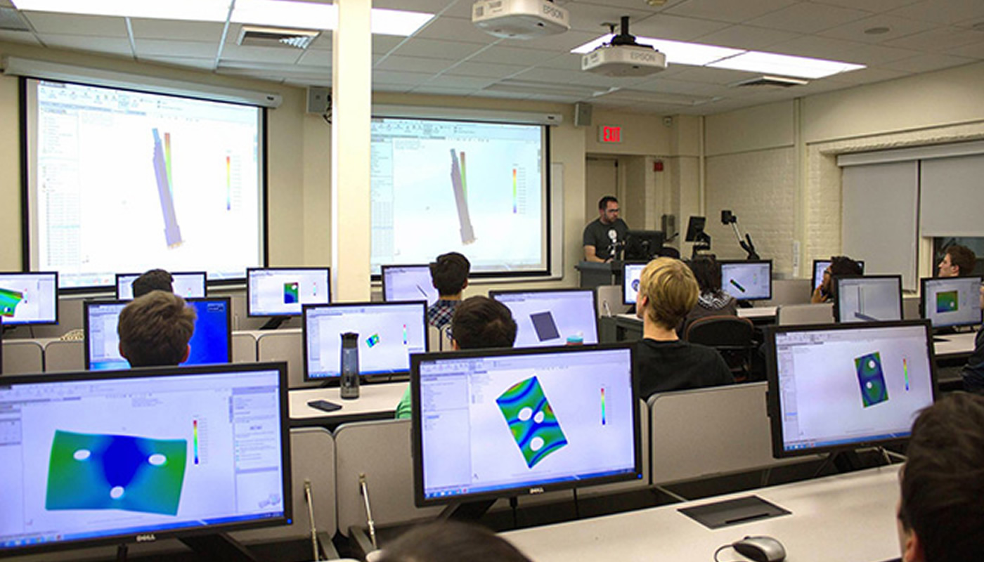 SolidWorks Simulation Kursu