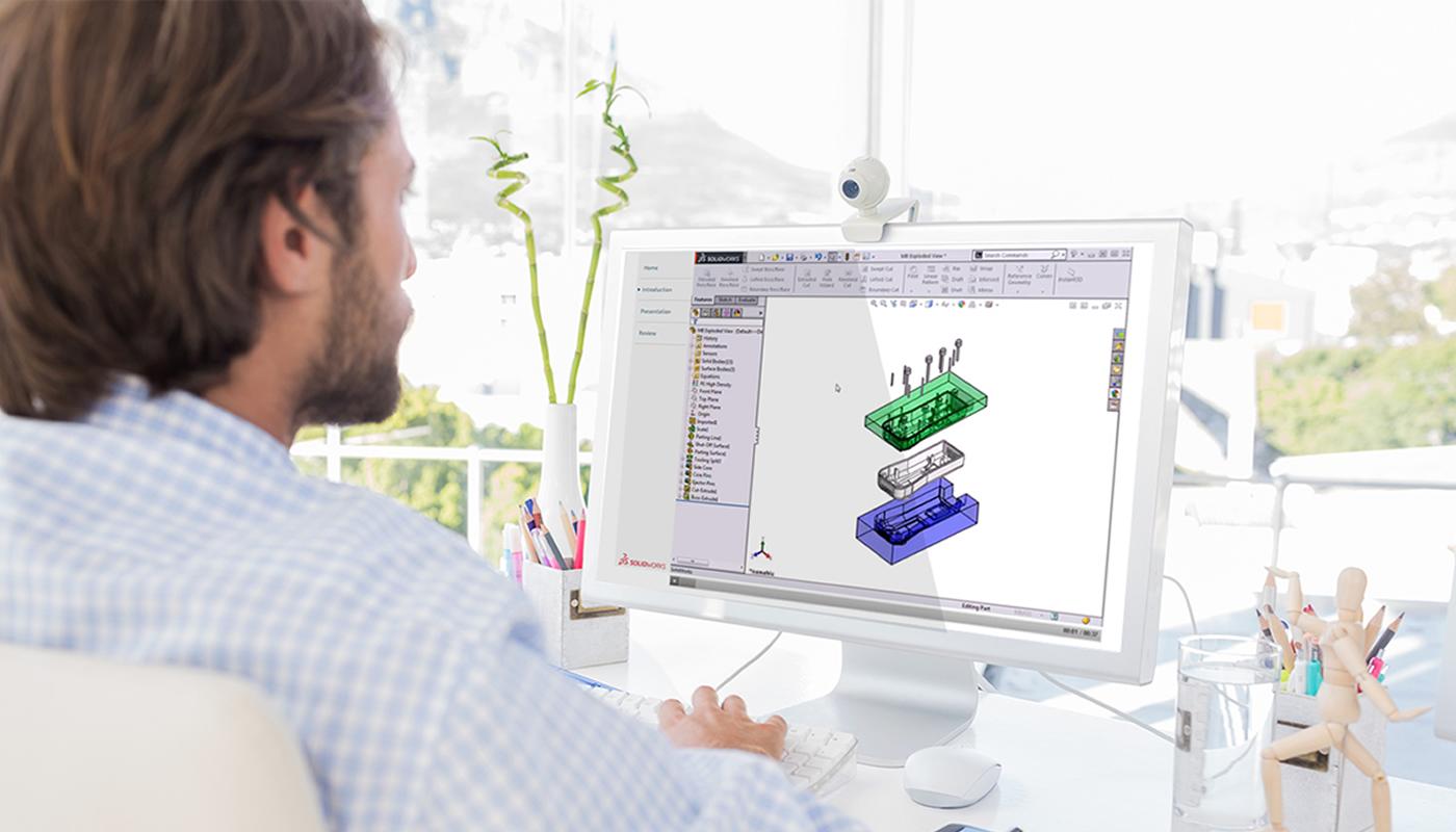 SolidWorks İleri Plastik Kalıp Kursu