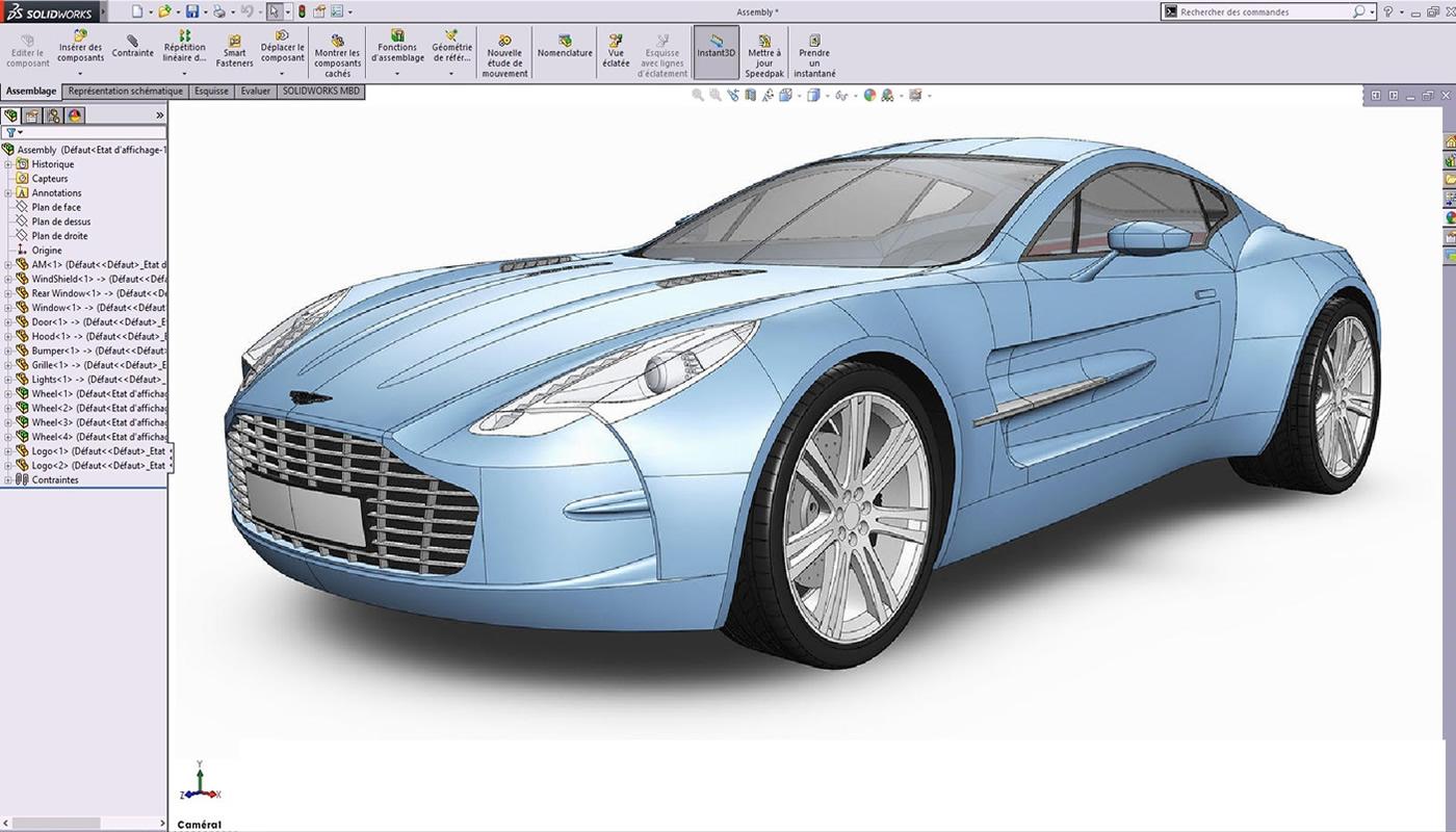 SolidWorks İleri Surface Kursu