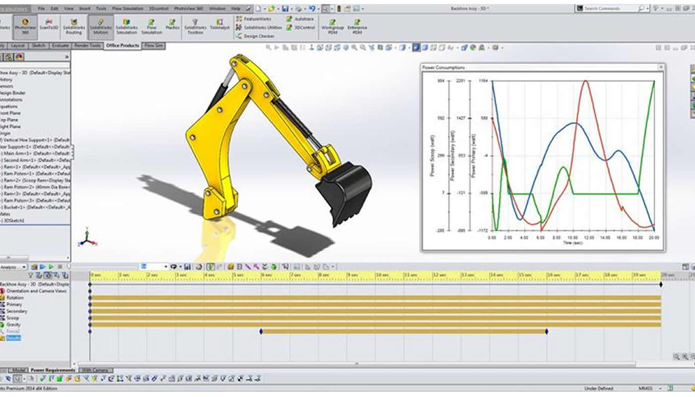 SolidWorks İleri Animasyon Kursu